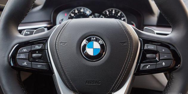 BMW reports higher Q3 profit