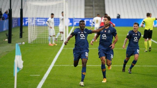 Sanusi nets maiden Champions League goal in Porto's win over Marseille