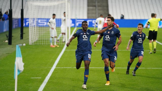 Sanusi nets maiden Champions League goal in Porto's win over Marseille