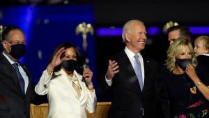 Dr Baba Adam congratulates US President-elect Joe Biden