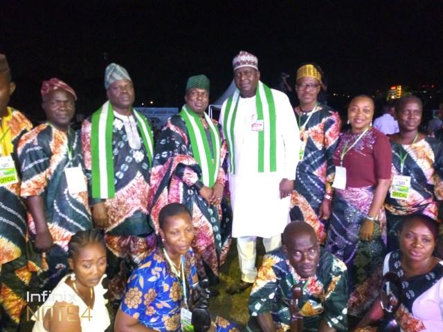 Runsewe commends Ogun governor on Adire Fabrics Economy