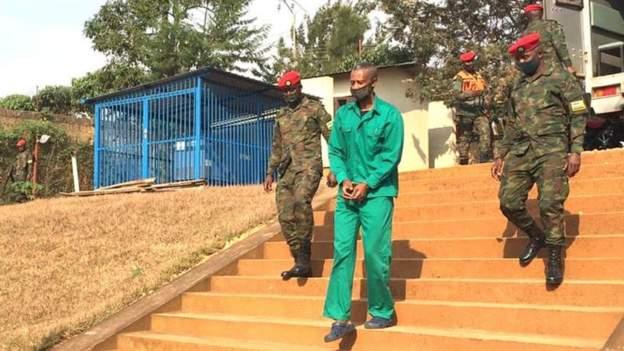 Ex-head of Rwanda's president security unit jailed