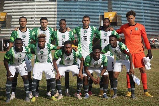 FIFA Ranking: Super Eagles drop 3 places