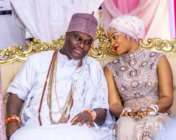 Ooni's Queen, Silekunola birth a Prince