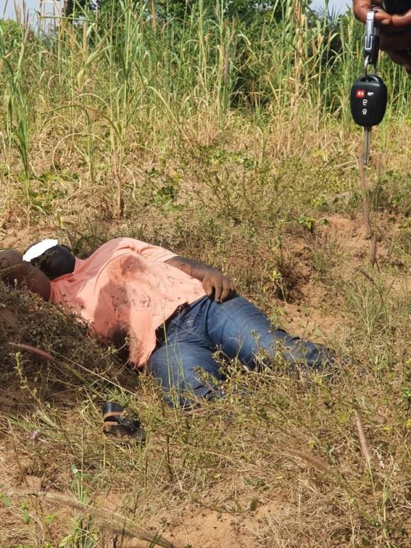 BREAKING: Kidnapped APC Chairman in Nasarawa murdered