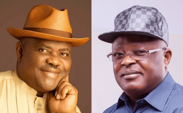 Umahi's defection: He's desperate to be president ― Wike
