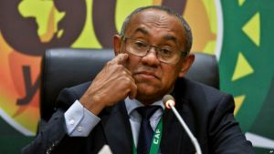 CORRUPTION: FIFA bans CAF boss Ahmad Ahmad for 5 years