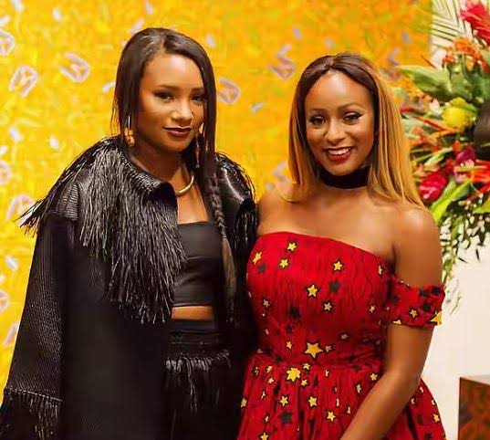Temi Otedola gets DJ Cuppy's blessing on acting journey
