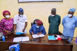 Fayemi assents 2021 appropriation bill