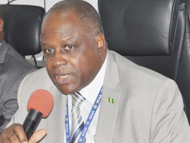 Immediate past DG of NCAA, Capt Mukhtar passes on at 63