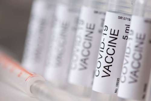 Five EU leaders warn of 'huge disparities' in vaccine distribution