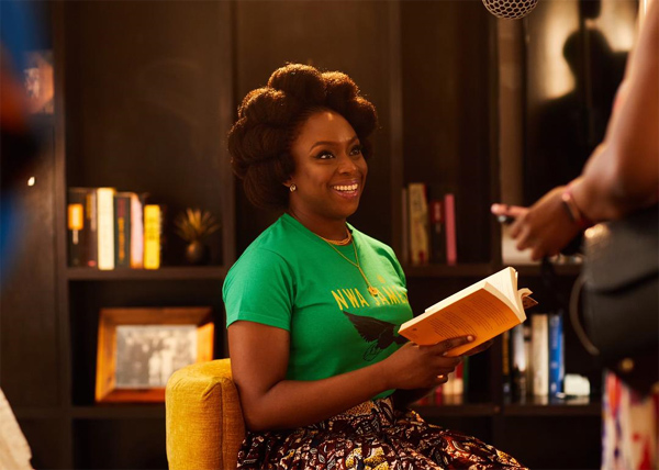 Chimamanda's top 5 recommended books on black history