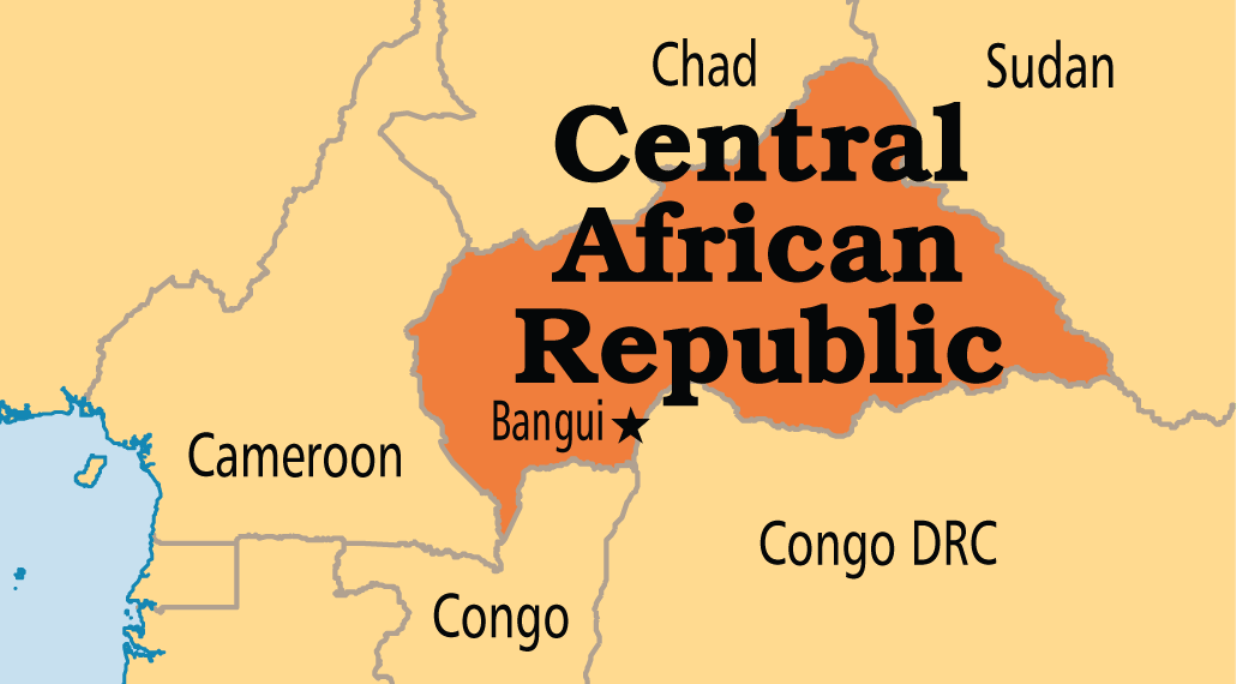 UN troops recapture Central African city from rebels