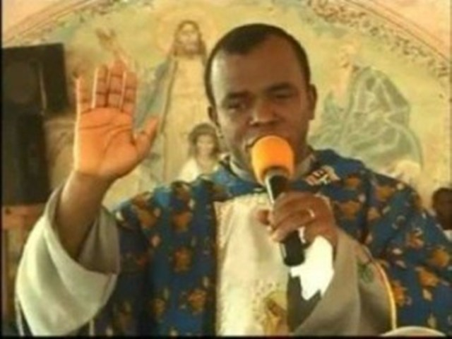 BREAKING: Mbaka shows up, to address press conference soon