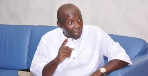 You can't gain recognition by attacking the APC, Akpanudoedehe tells Wike