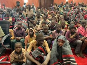 Schoolchildren from Kankara say that the kidnappers asked for N344 million for their release – Report