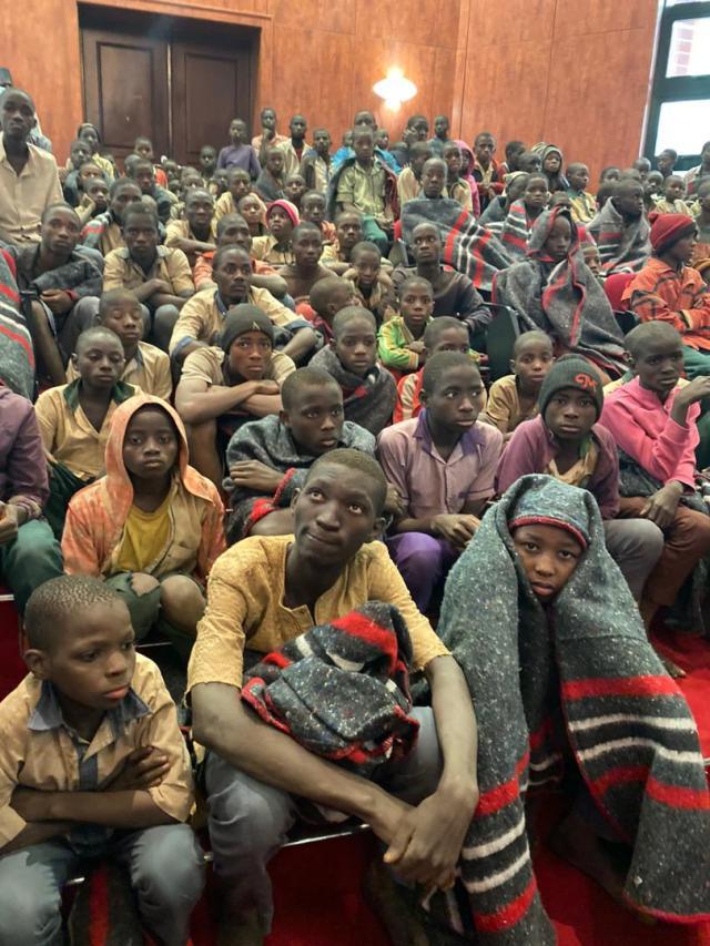 How we rescued Kankara school boys — Military