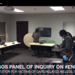 Watch victims of SARS-related abuses testify at Lagos Panel of Inquiry