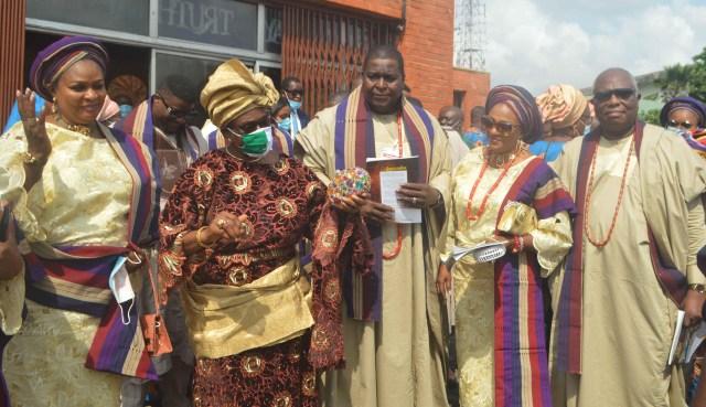 Mama Kaduna's funeral as hospitality, Arts & Culture event