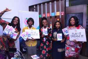FAME Foundation launches Play it Dream it Book for IDP girls