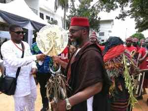 Osita Chidoka, Peter Obi, Soludo, others eulogise Arthur Nwankwo