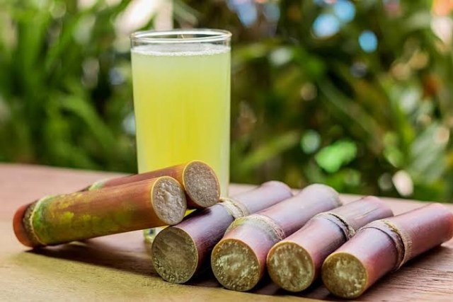 sugarcane consumption