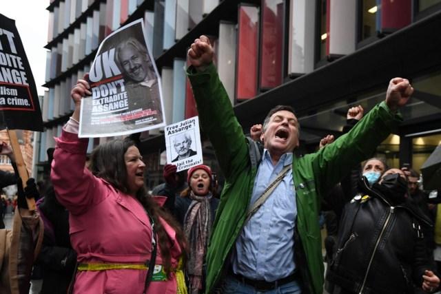 WikiLeaks founder Assange