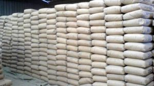 Cement price