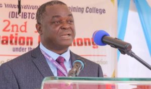 Anchor University speaks on abduction of DVC, Prof Fatokun