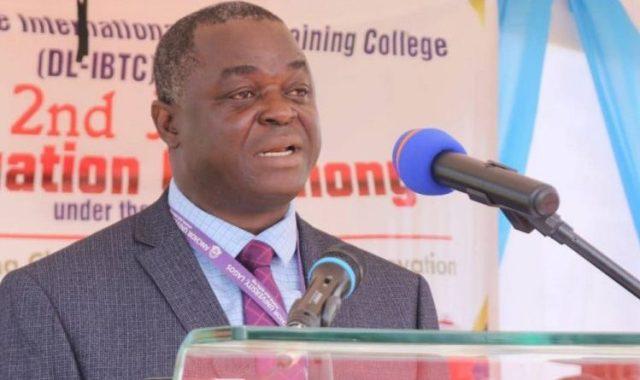 Anchor University speaks on abduction of DVC, Prof Fatokun