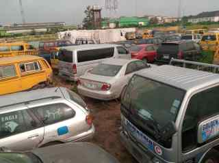 Just in: Lagos Taskforce to auction 88 vehicles impounded for driving against traffic