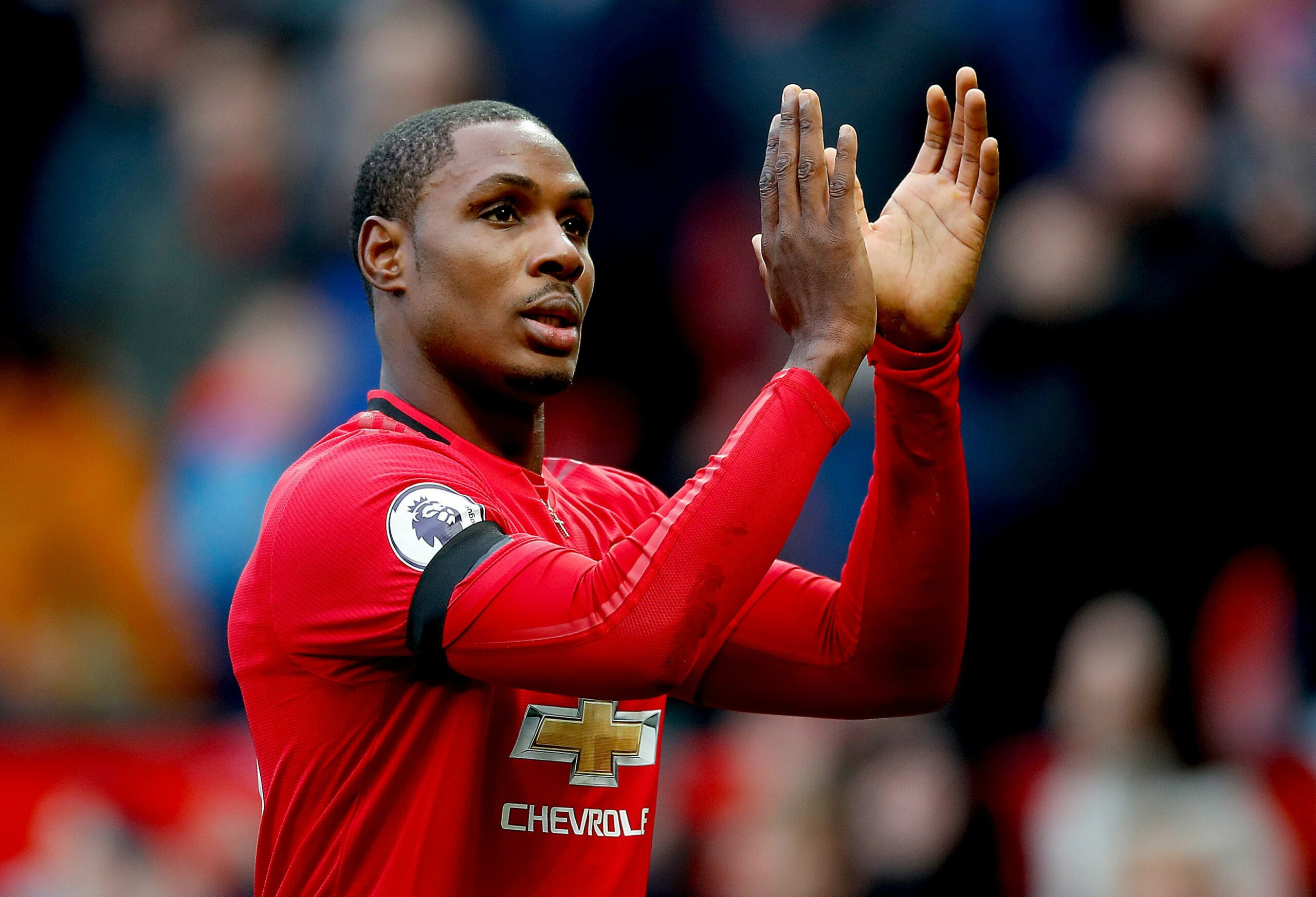 Odion Ighalo bids farewell to Man Utd after 'dream' loan spell