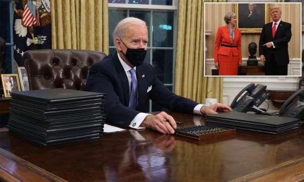 Biden, US Democrats seek to more than double minimum wage