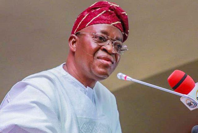 Osun governor