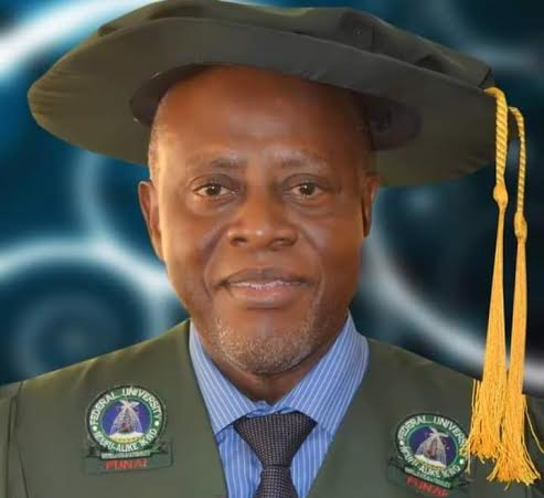 AE-FUNAI gets first indigenous Vice Chancellor
