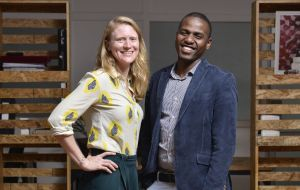 Pula Co-Founders and Co-CEOs - Thomas Njeru & Rose Goslinga