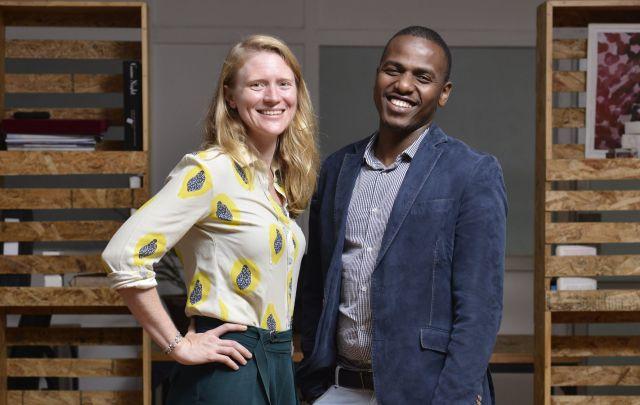 Pula Co-Founders and Co-CEOs - Thomas Njeru & Rose Goslinga