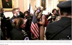 US Capitol siege rioters could face 'strong punishments' as more arrests made