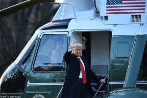 Trump, White House