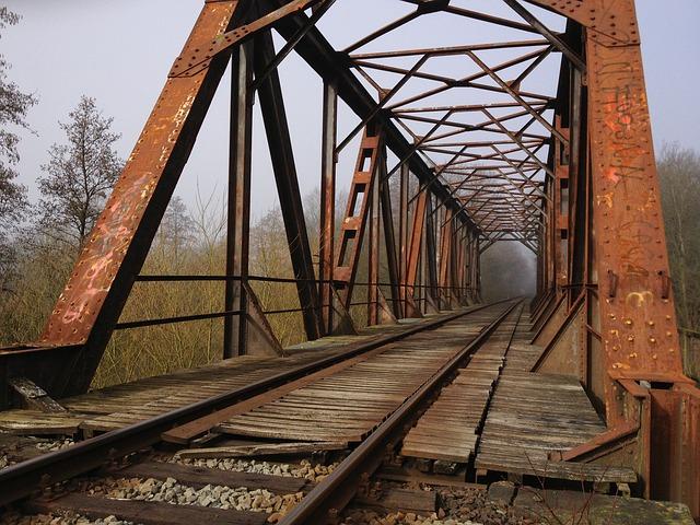Ashaka Rail Bridge