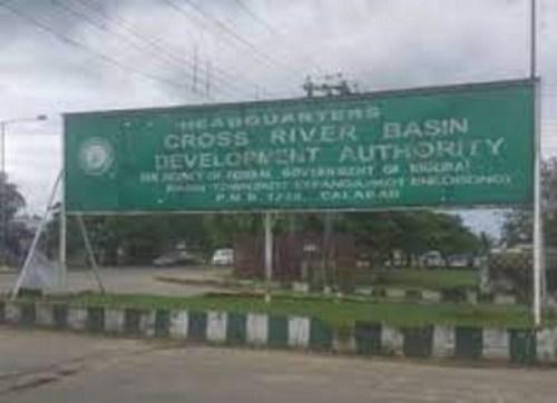 WORKERS of Cross River Basin Development Authority, CRBDA,