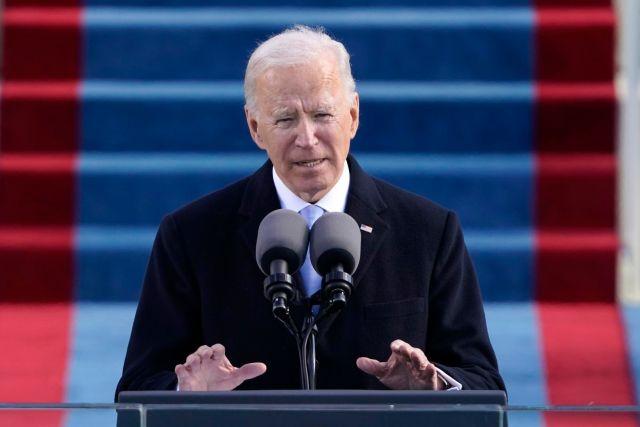 Biden's speech