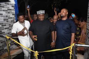 Ifeanyi Uba , J&B Cable