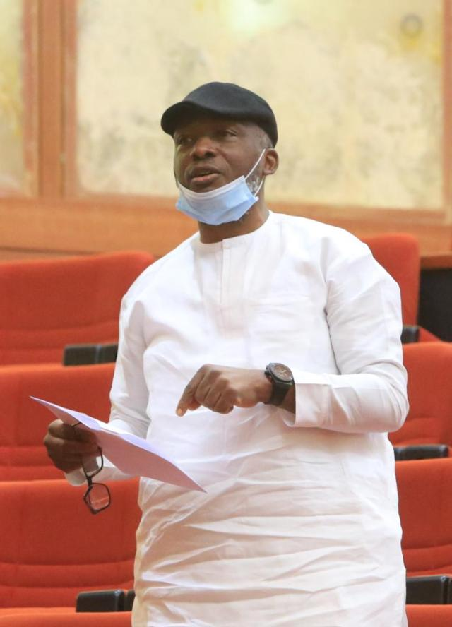 C'River: Allow Ayade to do his job, relax all 2023 ambition for now ― Gershom tells politicians