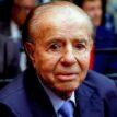 Ex-Argentina president Menem dies at 90