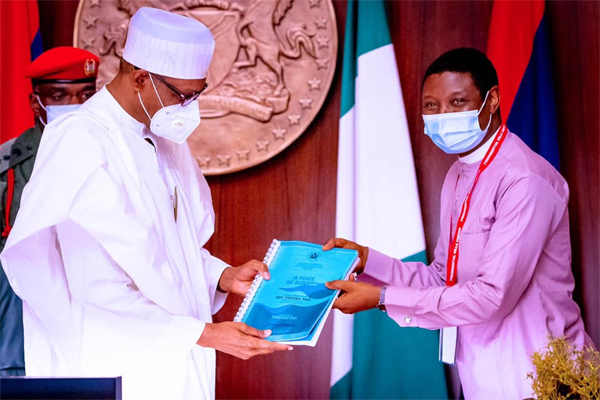 The Priest and the President by Femi Adesina