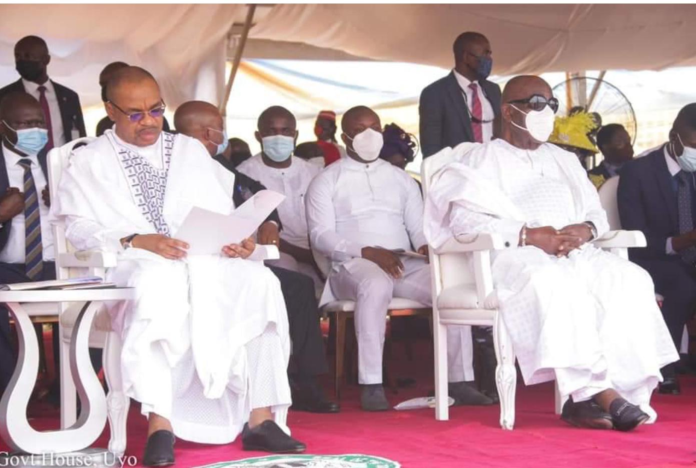 Gov Emmanuel donates land for proposed Air Traffic School