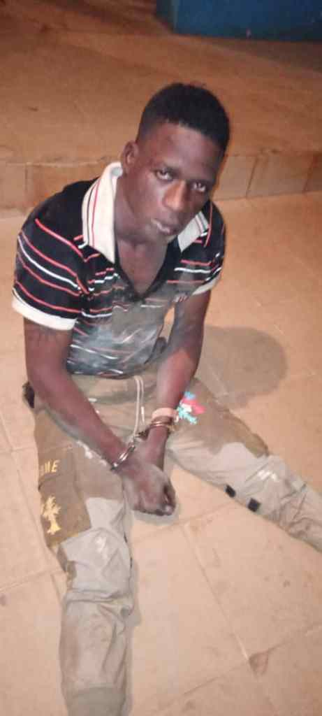 Ogun Police kill two armed robbers, arrest one in a shoot out