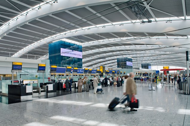 London's Heathrow airport dives into £2bn annual loss