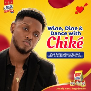 Three Crowns celebrates Valentine with #TCHappilyEverAfter campaign